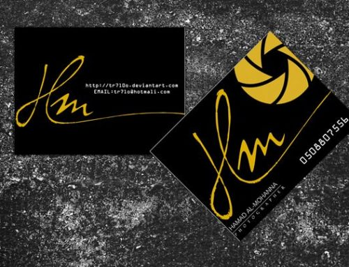 How To Design A Free Business Card